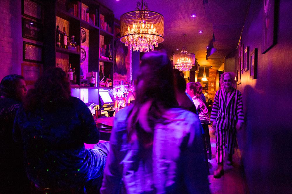 Tim Burton Themed Restaurant Los Angeles Menu