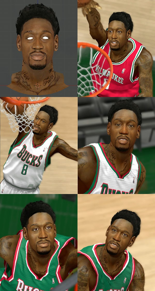 Larry Sanders Afro Hair