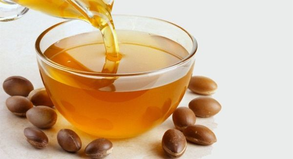 protetor térmico com óleo de argan