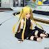 PSO2 Character Creation - Konjiki no Yami (Golden Darkness) To Love Ru