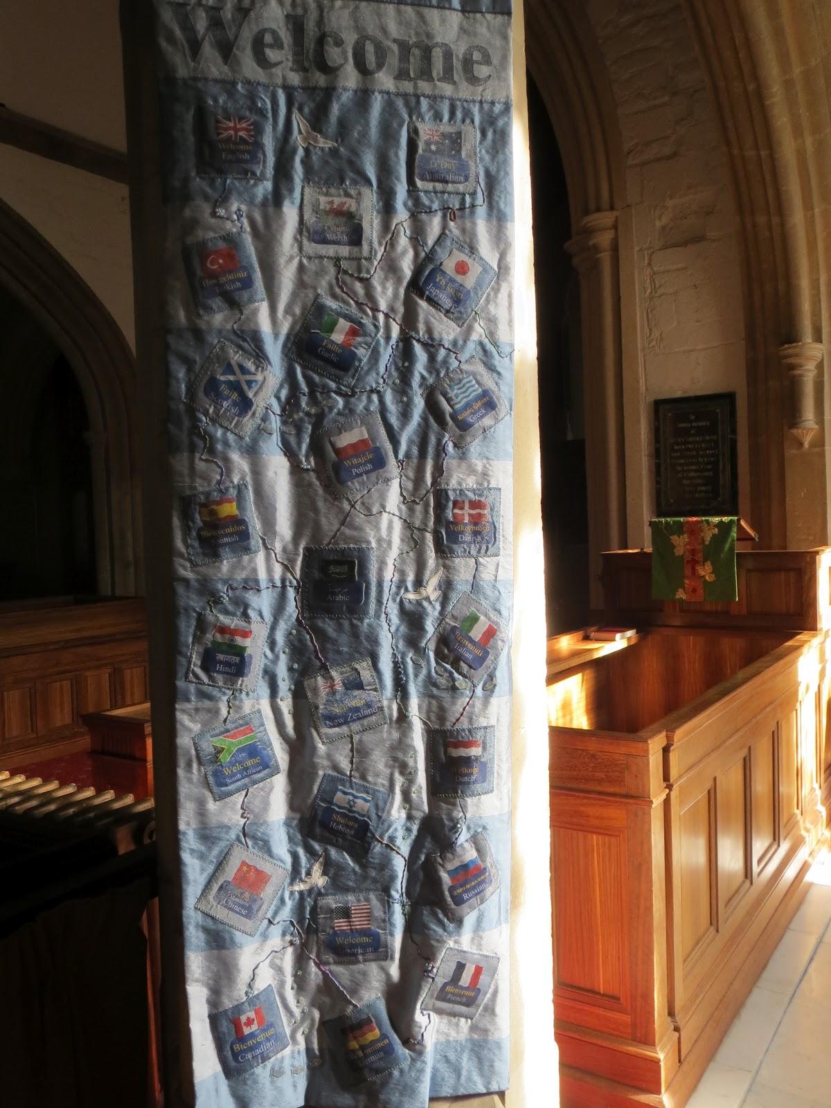 Londinoupolis St Nicholas Church Barthampton