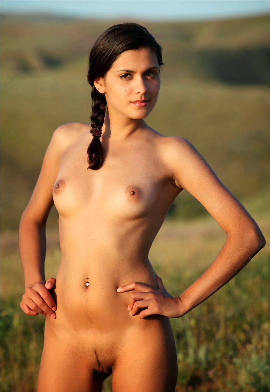 Indian girl young pussy