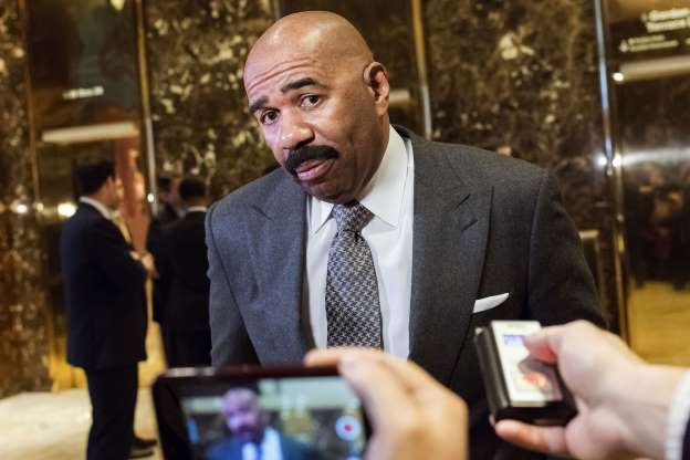 Steve Harvey apologizes for comments about Asian men