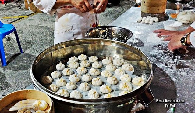 2nd Sandakan Food Festival 2019 - Xiao Long Pao