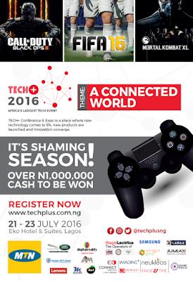 TechPlus Event 2016