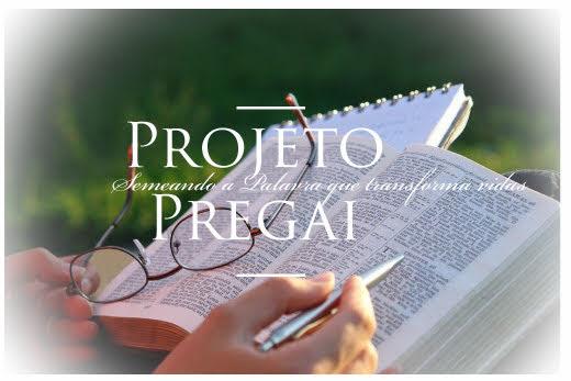 """Semeando a Palavra que transforma vidas"" Pr.Devitto https://bibliapregai.org/"