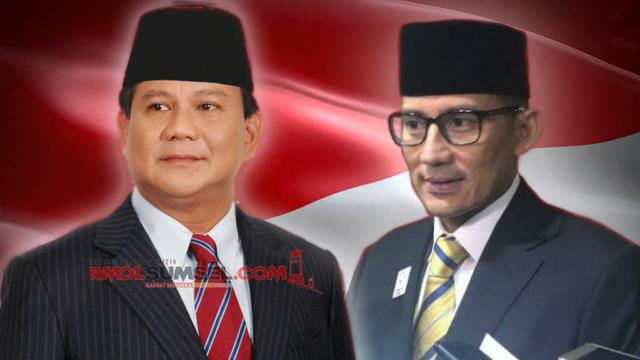 Gerindra Bantah Sandiaga Berencana Jegal Prabowo