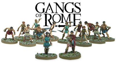 Gangs of Rome review