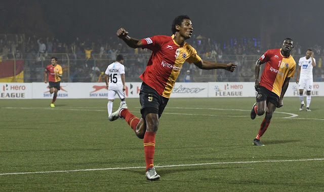 Hero I-League 2016-17 Results: 1st February 2017