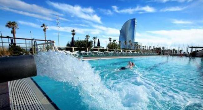 Club nataci barcelona alvaro solache - Piscinas interiores climatizadas ...