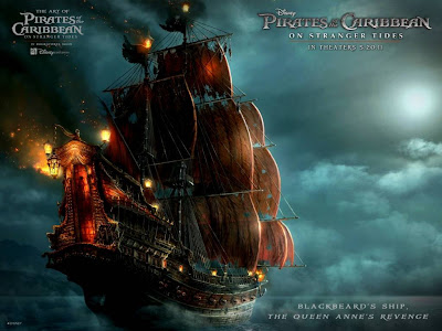 2011 Pirates of The Caribbean Standard Resolution HD Wallpaper 13