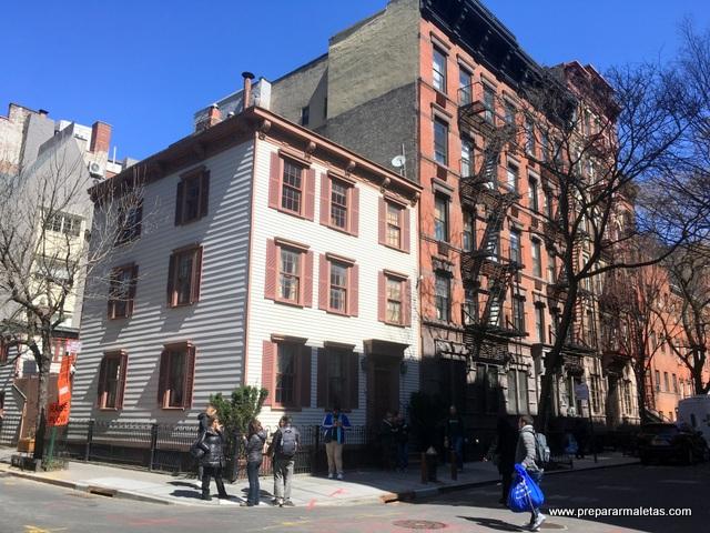 casas bonitas de Nueva York