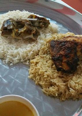 Dinner Nasi Arab Mandi & Makluba