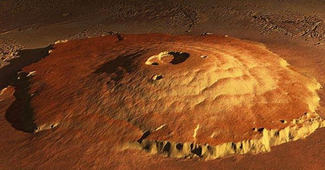 Sự thật một số điều có thể bạn chưa biết về sao Hỏa