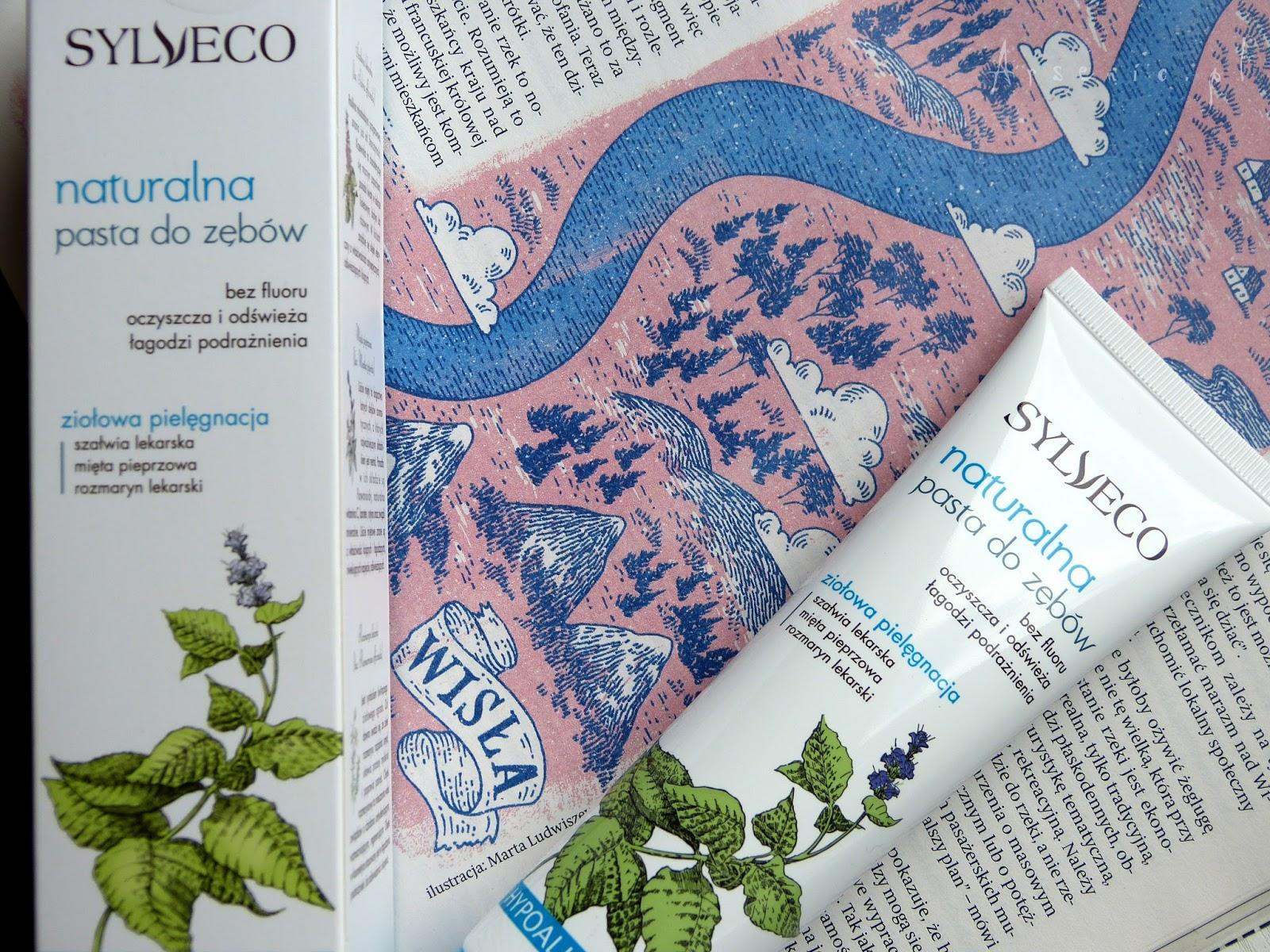 Sylveco - naturalna pasta do zębów