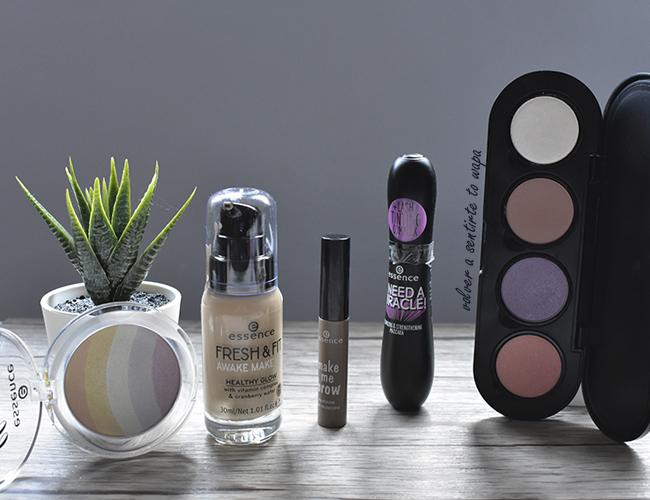 Productos de maquillaje de Essence