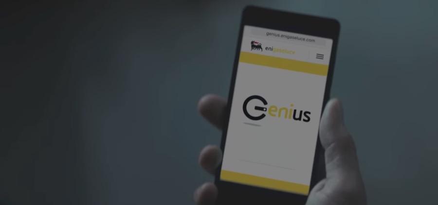 Canzone della Pubblicitá Eni Genius 2017 e Spot