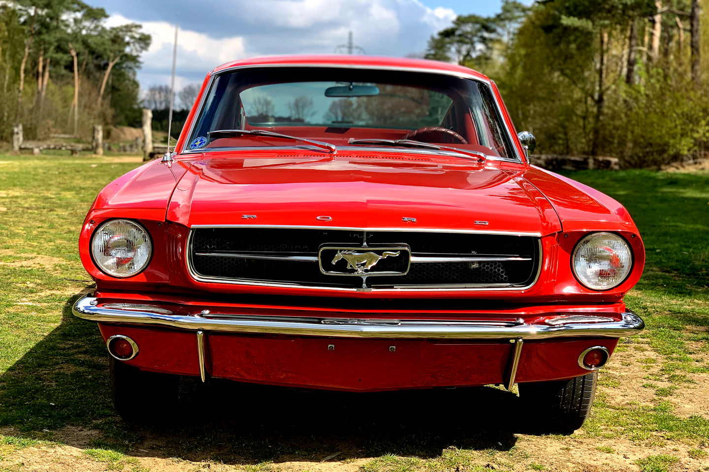 Very nice and good looking a highly collectable mustang and a great car to enjoy in the weekend an exceptional classic and it does not get much better so