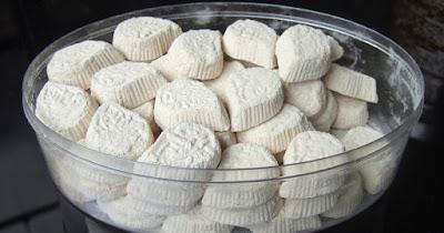 Cara Membuat Kue Satu Kacang Hijau