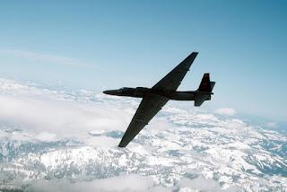 Pesawat Mata-Mata U-2 AS