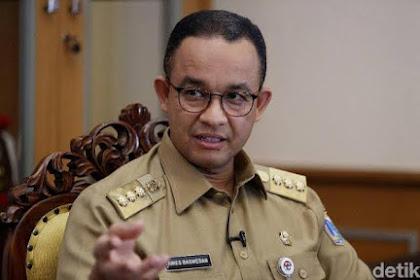 Tepis Hoax, Anies Bantah Hentikan Kebijakan PBB Gratis Untuk Warga Jakarta