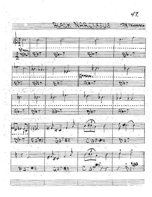 Partitura Trompeta Joe Henderson