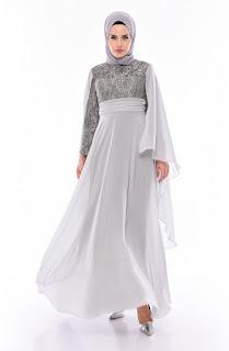 فستان كحلي