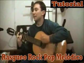 javi29 rasguido clase de guitarra criolla española acustica