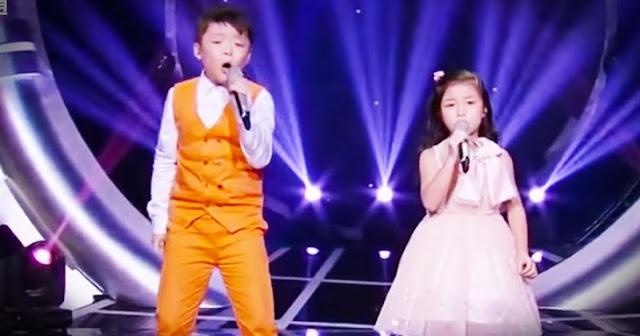 Dos niños de Hong Kong dejan sin palabras al mundo entero Mira porque