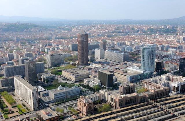 Onde ficar em Lyon: Part Dieu