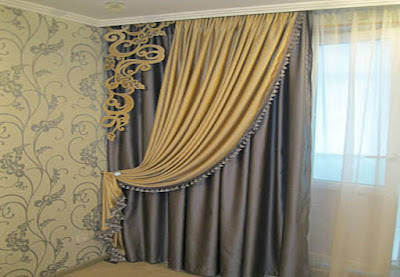 modern living room curtain design ideas colors fabrics for home interiors 2019