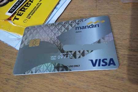 Cara Buka Blokir Kartu Debit ATM Mandiri