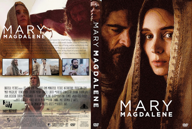 Mary Magdalene DVD Cover