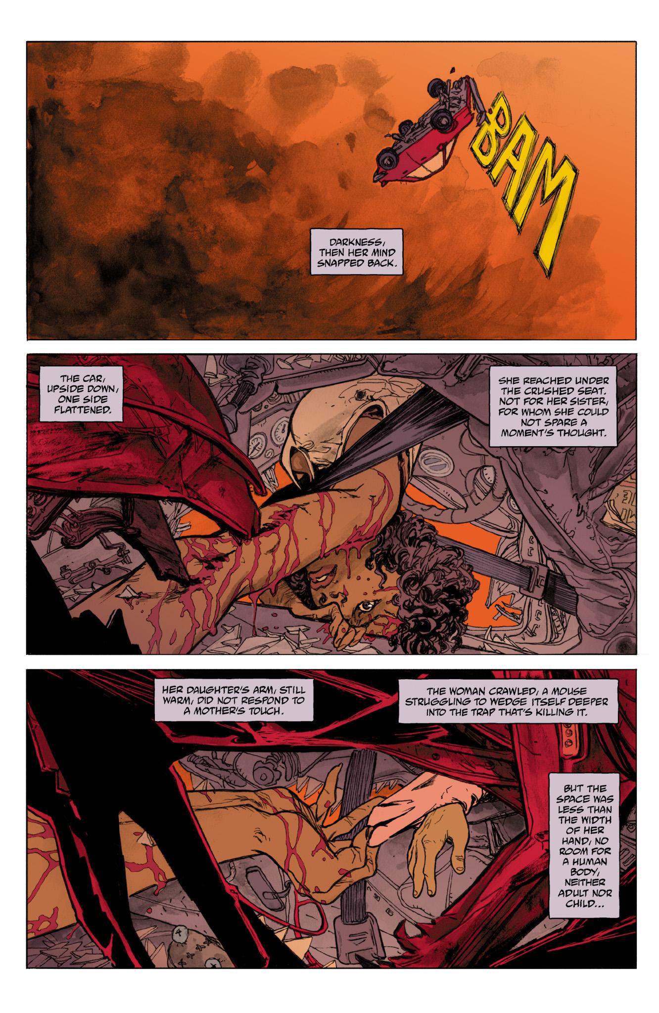 Read online Abe Sapien comic -  Issue #12 - 13