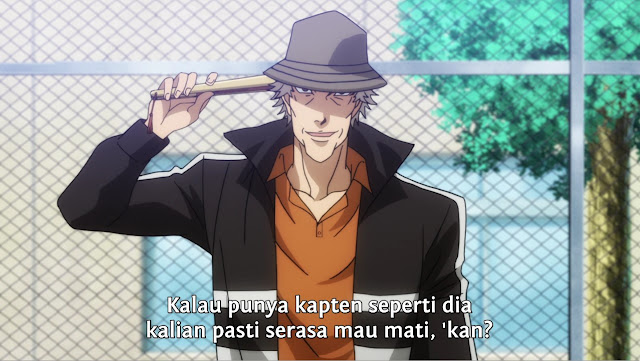 All Out!! Subtitle Indonesia Episode 05