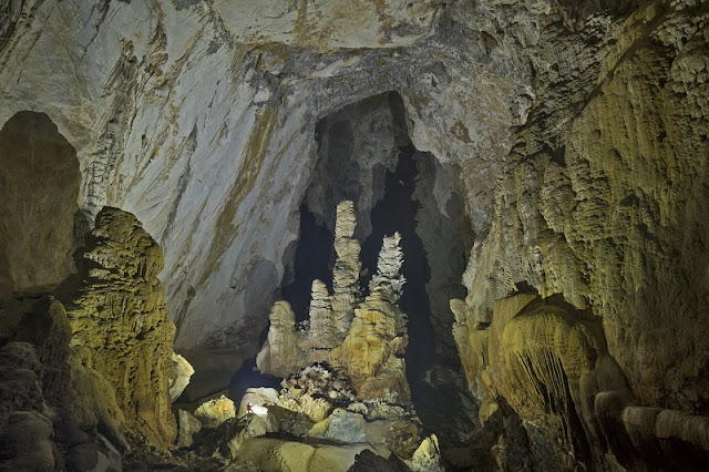 Son Doong Cave in Quang Binh alluring to both tourists and scientists