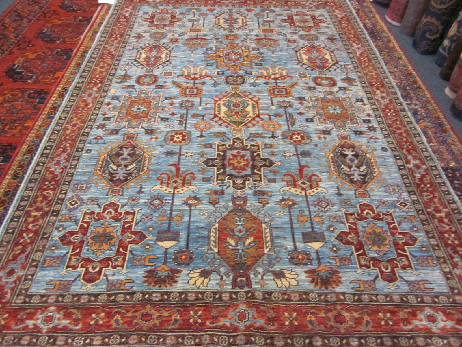rugs oriental sarouk master hand american persian rug knotted large x sale for