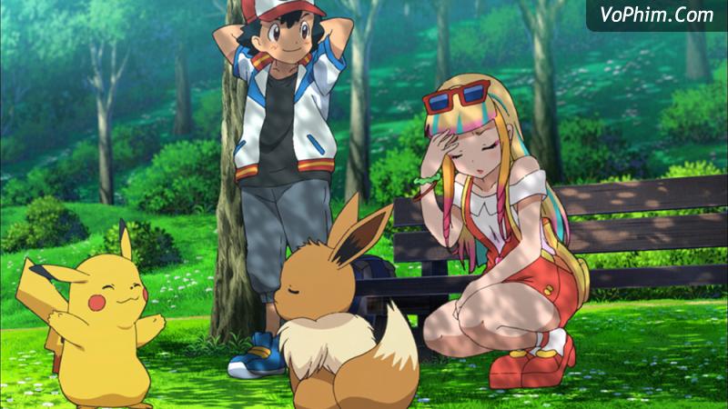 Pokémon The Movie: Sức Mạnh Của Chúng Ta - Ảnh 1