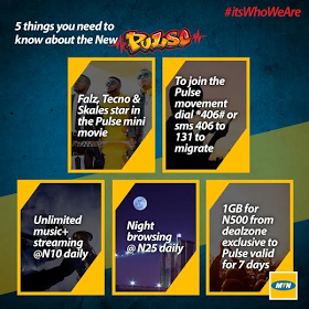 five most important benefit of mtn pulse