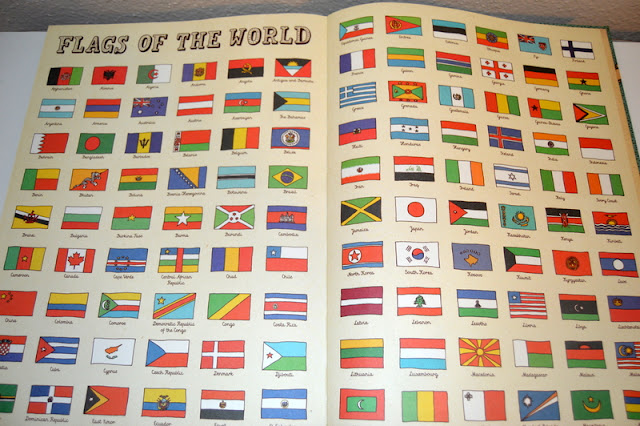 Map Books, Flags of the World