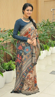 Keerthy Suresh at Mahanati Success Meet