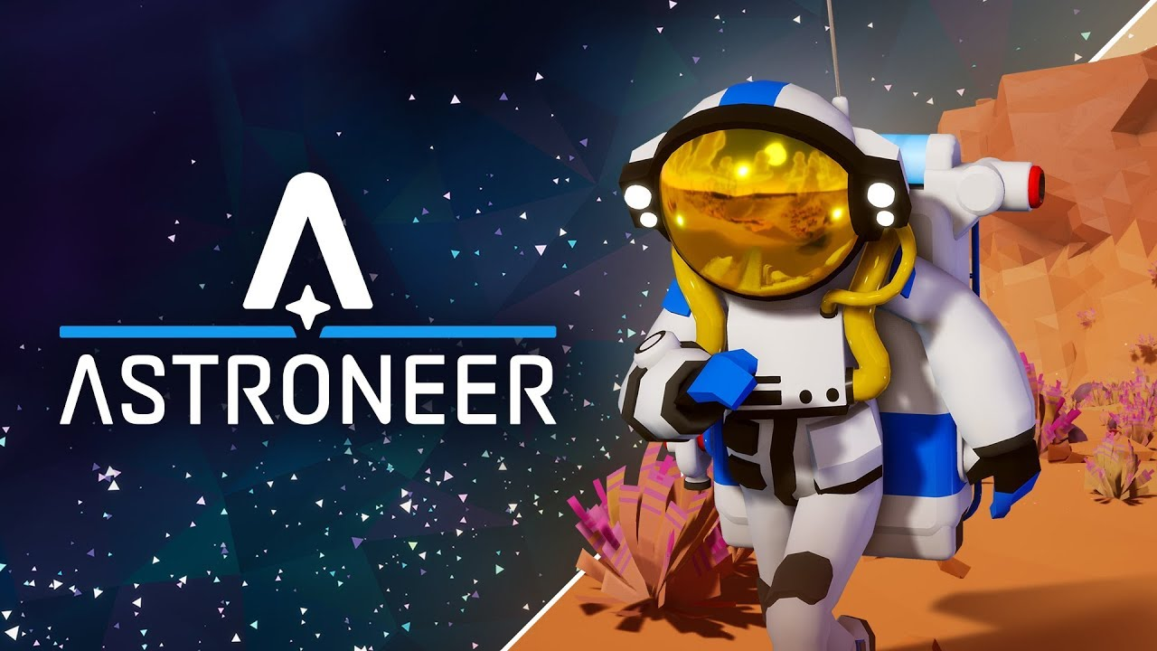 ASTRONEER Lunar PC Game Download