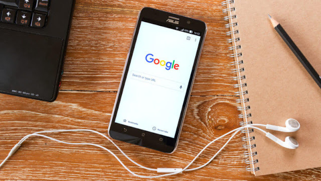 Google tung ra giao diện kết quả tìm kiếm di động cong mới