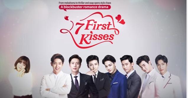 7 nụ hôn đầu