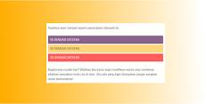 Cara Simpel Membuat Kotak Catatan Warna Warni di Postingan Blog