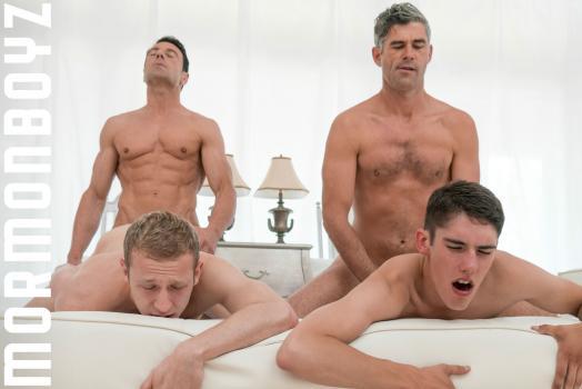 big muscles gay
