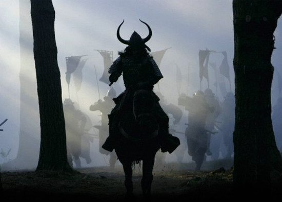 Amukan Dendam Hantu Samurai Misterius