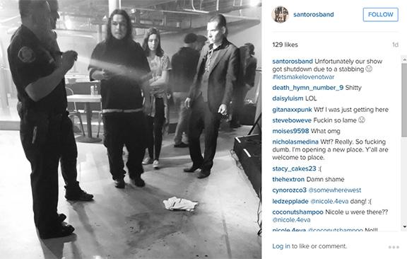 Tragic Fatal Stabbing at the Underground DTSA Club in Santa Ana, California