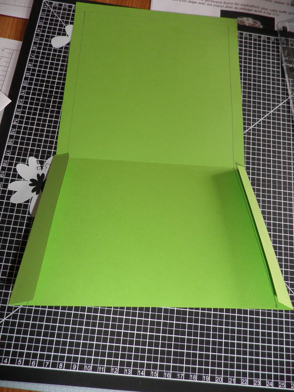 abc du scrap tuto faire une enveloppe sur mesure. Black Bedroom Furniture Sets. Home Design Ideas
