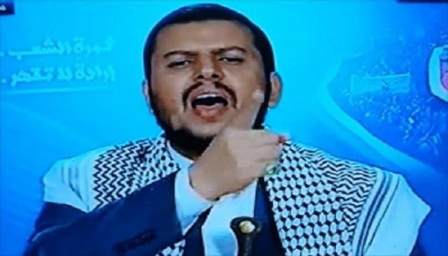 عبدالملك الحوثي لصالح: يا عيبتاه.. يا سواد وجهك يا قذر!